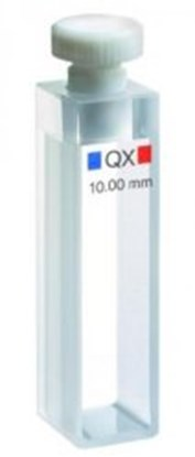 Slika za kivete kvarcne 100-qx, infrasil 10mm