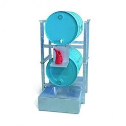 Slika za filling/storage station steel drip tray